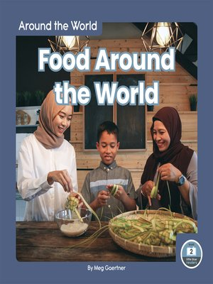 cover image of Food Around the World