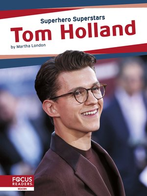 cover image of Tom Holland