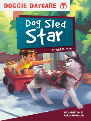 cover image of Dog Sled Star