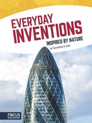 cover image of Everyday Inventions Inspired by Nature