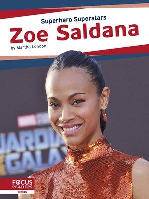 cover image of Zoe Saldana