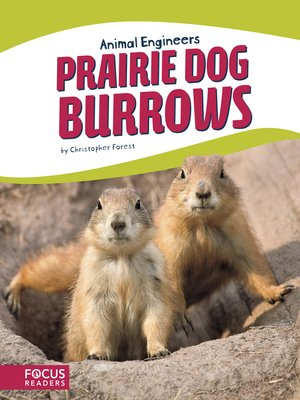 cover image of Prairie Dog Burrows