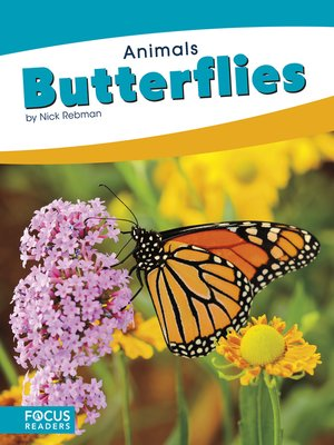 cover image of Butterflies