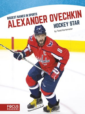 cover image of Alexander Ovechkin