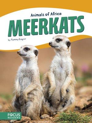 cover image of Meerkats