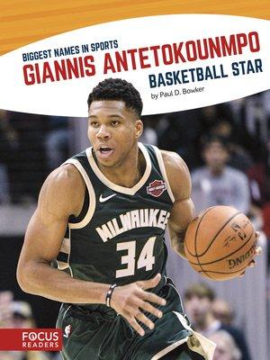 cover image of Giannis Antetokounmpo