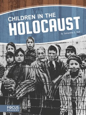 cover image of Children in the Holocaust