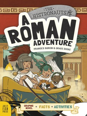 cover image of A Roman Adventure