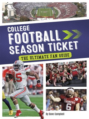 cover image of College Football Season Ticket