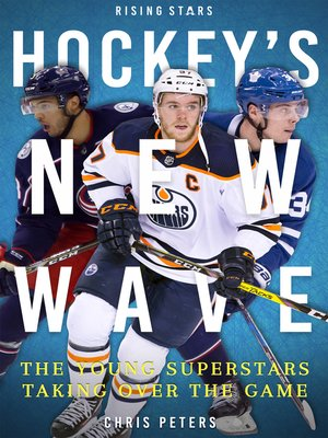 cover image of Hockey's New Wave