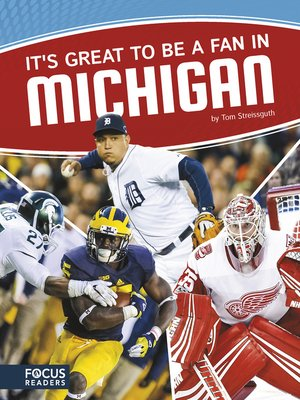 cover image of It's Great to Be a Fan in Michigan