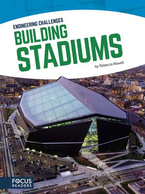 cover image of Building Stadiums