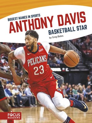 cover image of Anthony Davis