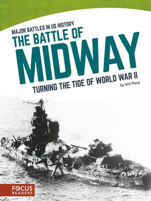 cover image of The Battle of Midway