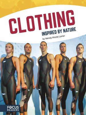 cover image of Clothing Inspired by Nature