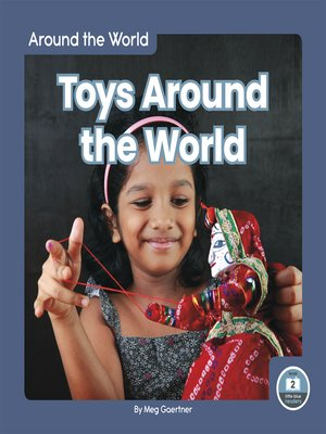 cover image of Toys Around the World