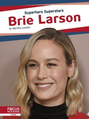 cover image of Brie Larson