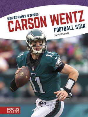 cover image of Carson Wentz