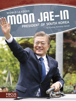 cover image of Moon Jae-in