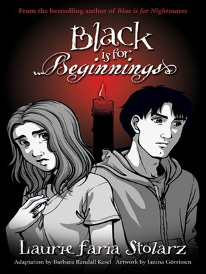 cover image of Black is for Beginnings