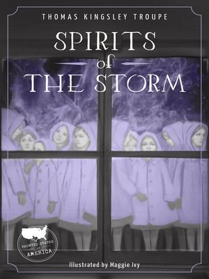 cover image of Spirits of the Storm