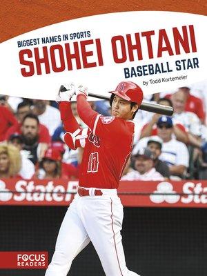 cover image of Shohei Ohtani