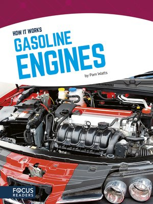 cover image of Gasoline Engines