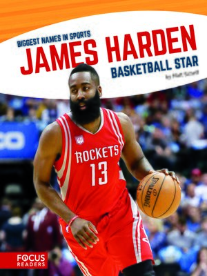 cover image of James Harden