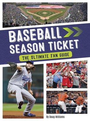 cover image of Baseball Season Ticket