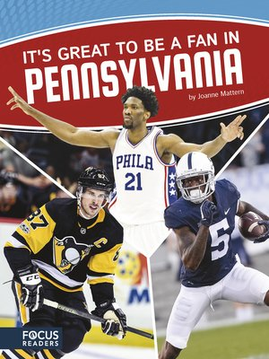 cover image of It's Great to Be a Fan in Pennsylvania