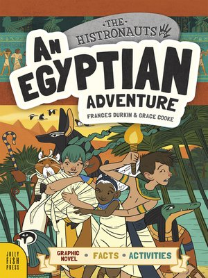 cover image of An Egyptian Adventure