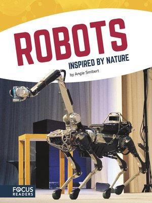 cover image of Robots Inspired by Nature