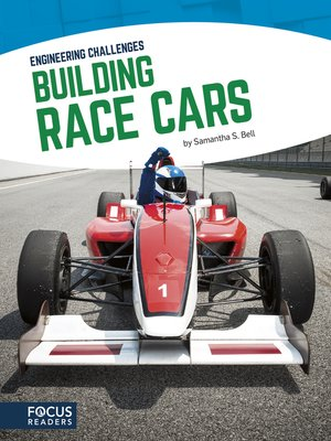 cover image of Building Race Cars