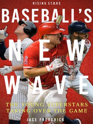 cover image of Baseball's New Wave