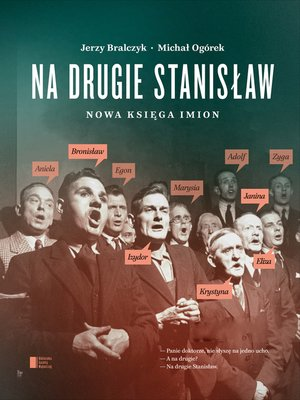 cover image of Na drugie Stanisław