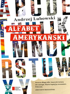 cover image of Alfabet amerykański