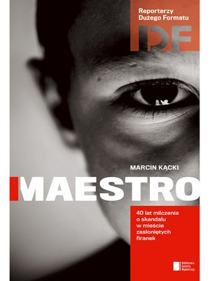 cover image of Maestro