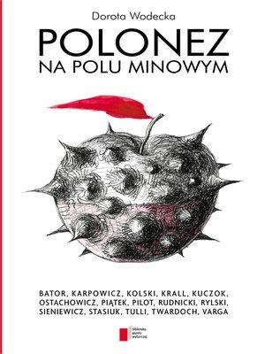 cover image of Polonez na polu minowym