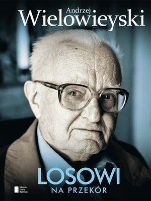 cover image of Losowi na przekór