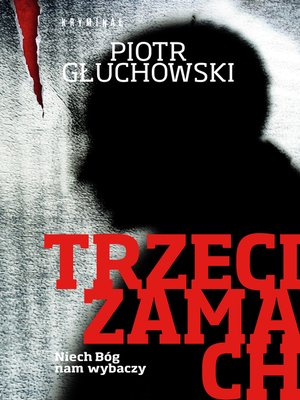 cover image of Trzeci zamach