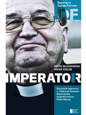 cover image of Ojciec Tadeusz Rydzyk