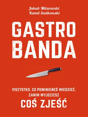 cover image of Gastrobanda