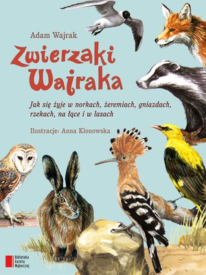 cover image of Zwierzaki Wajraka
