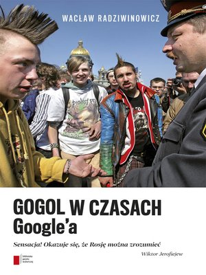 cover image of Gogol w czasach Google'a