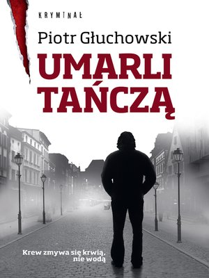 cover image of Umarli tańczą