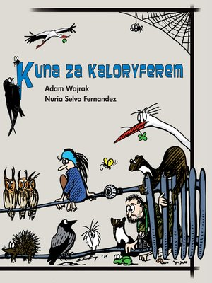 cover image of Kuna za kaloryferem