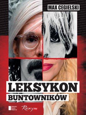 cover image of Leksykon buntowników