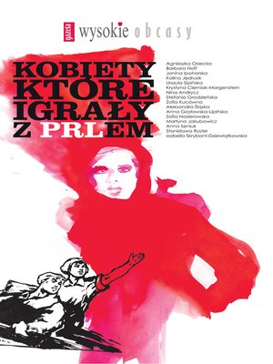 cover image of Kobiety, które igrały z PRL-em
