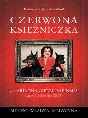 cover image of Czerwona księżniczka
