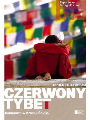 cover image of Czerwony Tybet